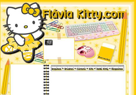 Vs. 04 Weblogger Flávia Kitty - Março/2005